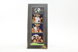 Photo Strip Holder - Silver Photostrip_Front